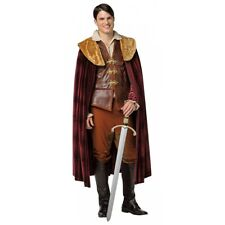 Prince Charming Costume Adult Once Upon A Time Halloween Fancy Dress