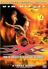 XXX (DVD; Full Screen - Special Edition) Vin Diesel, Asia Argento