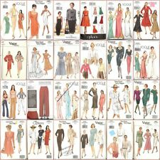 OOP Vogue Sewing Pattern Misses Variety Outfits Size 6 8 10 You Pick
