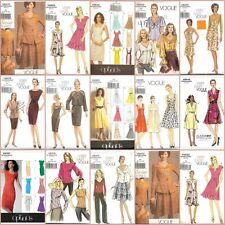 OOP Vogue Sewing Pattern Misses Clothes Pattern Size 6 to 12 You Pick
