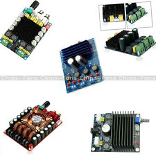 TDA7498/TDA7498E 2x100W/2x160W Class D HIFI Digital Audio Stereo Amplifier Board