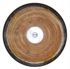 BUFFALO SPORTS WOODEN DISCUS - QUALITY LAMINATED WOOD - 750G TO 2KG