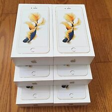 APPLE iPhone 6S Plus/6S/6 Plus/6 16-64-128GB Sim Free FACTORY UNLOCKED 4 COLORS