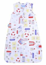 The Gro Company Travel Grobag Cotton Baby Sleeping Bag fits Carseat and Stroller