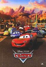 Cars 35mm Film Cell strip very Rare var_c