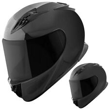 Speed and Strength SS3000 Solid Speed Mens DOT Street Riding Motorcycle Helmets