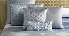Macys Hotel Collection Pergola Blue Standard Pillow Sham  NWT