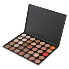 35 Colors Glam Warm Matte Pigment Eyeshadow Palette Makeup Eye Shadow Kit