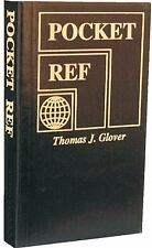 Pocket Ref by Thomas J. Glover (2010, Paperback, 4th Edition)
