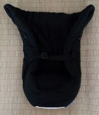 Ergo- nomic Infant Insert for Baby Carrier Cotton Natural Color New