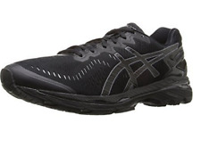 ASICS GEL KAYANO 23 BLACK ONYX CARBON MENS SHOES *UP TO 30% REDUCED SELECT SIZES