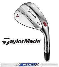 New Taylormade Golf Milled Grind Wedge MG Wedges True Temper Project X Rifle