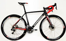 STRADALLI CARBON FIBER SHIMANO ULTEGRA 6870 Di2 CYCLOCROSS BICYCLE CX DISC BIKE