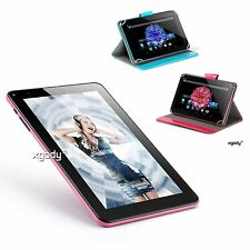 XGODY Android Tablet PC 9'' Touchscreen Quad Core WiFi Bluetooth Case Bundled