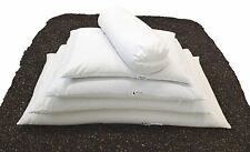 WheatDreamz ( Organic Buckwheat ) hull pillow  5 Sizes Made in USA Bean Products