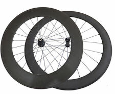 50+88mm Clincher 3k Carbon Wheels Road Bike Bicycle Straight Pull Hubs Wheelset