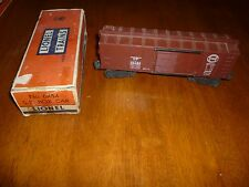 Lionel Postwar #6454 S. P. Box Car with Original Box