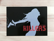 Official The Killers Mr Brightside Promotional Sticker