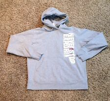 The North Face Gray Hoodie - Men's Small