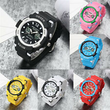 Fashionable OHSEN AD1612 Mens Sports LED Watches Waterproof Wrist Watch 6 Colors