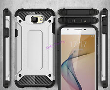 For Samsung Galaxy J7 Prime Case Shockproof Armor Dual-layer Protective Cover