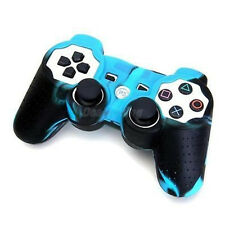 Protective Silicone Skin Cover Case for Sony PS3 Controller Game Consoles
