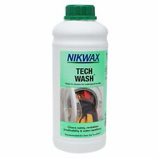 Nikwax Tech Wash Non-Detergent Cleaner for Outdoor clothing & equipment