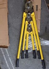 """Heavy Duty Cable Cutter, Cutting Wire Rope Electrical cutter (18"""" 24"""" 36"""")"""