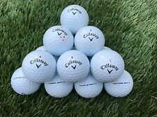 100 MINT Callaway Golf Balls AAAAA Excellent Condition Select