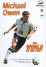 Michael Owen - The World At His Feet (DVD, 2004)