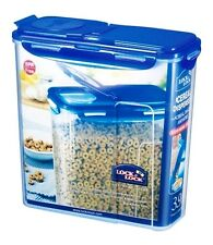 Lock & Lock Cereal Rice Dispenser Keeper Container 16.5cup(3.9L) HPL951 1/2/3/4