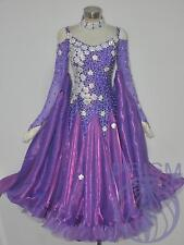 LATIN RHYTHM SALSA BALLROOM DANCE DRESS COMPETITION - SIZE S, M, L (B2250)