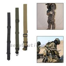 HOT Tactical 3 Point Quick Sling Strap Three Point Rifle Adjustable Gun Sling