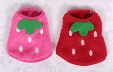XXXS/XXS Dog Clothes Sweater Pet Clothing for chihuahua teacup yorkie maltese