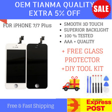 iPhone 7 LCD iPhone 7 Plus LCD Touch Screen Replacement 3D FRONT Display AAA