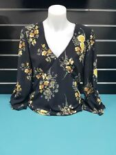 Mink Pink Bouquet Blouse