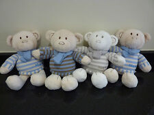 Next striped jumper bear with scarf *Multi Listing - choose colour*