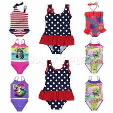Toddler Baby Girl Kid Swimsuit Bathing Tankini Bikini Set Swimwear Beachwear Hot