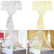 Princess Mosquito Net Mesh Netting Bed Single Double King Midge Insect Canopy UK