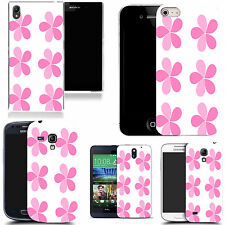 motif case cover for various Popular Mobile phones - baby pink petal