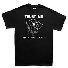 Dog Daddy Father Dad Gift New Mens T shirt Tee Top T-shirt