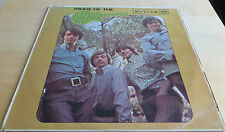 1966 More Of The Monkees Vinyl LP Red Spot Black Label RD-7868 RCA Victor Mono