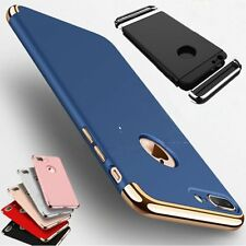 For Apple iPhone 6 6S 7 / 7 Plus Luxury Ultra Thin Hybrid Slim Hard Case Cover