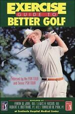 Exercise Guide to Better Golf Jobe, Frank Paperback