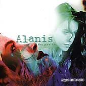 Jagged Little Pill Alanis Morissette Audio CD