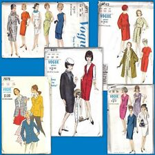 Vintage Vogue Sewing Pattern Misses Various Styles You Pick