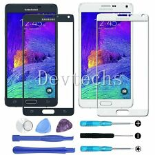 Outer Front Screen Glass Lens Replacement/Repair Tools for Samsung Galaxy Note 4