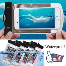 Waterproof Underwater Wrist Strap Pouch Dry Bag Case For iPhone 6 Plus 5.5 inch