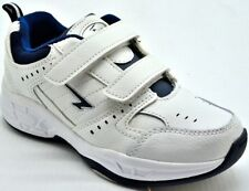 NEW Sfida Defy Kids Running Shoes - White Velcro from The Village Sport
