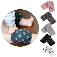 1Pair Baby Toddler Safety Breathable Knee Protective Cover Pad Crawling Knee Pad